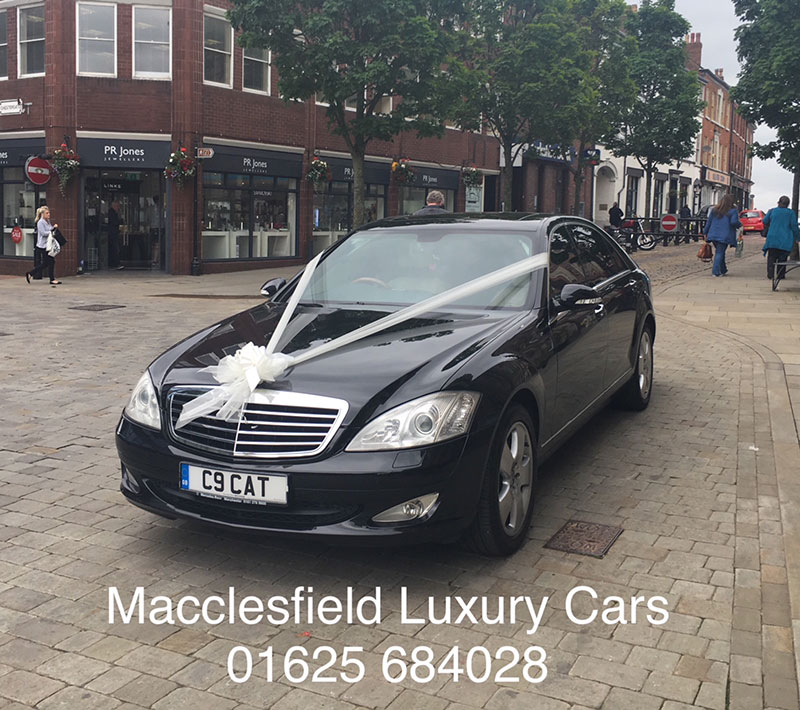 Luxury Car Hire Cheshire